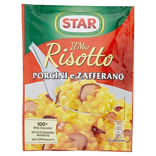 Star Preparato di Riso con Funghi e Zafferano 175 gr
