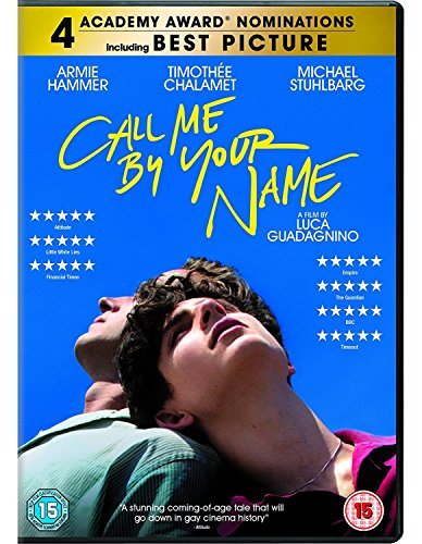 Call Me By Your Name [Edizione: Regno Unito]