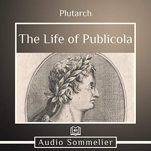The Life of Publicola audiobook cover art