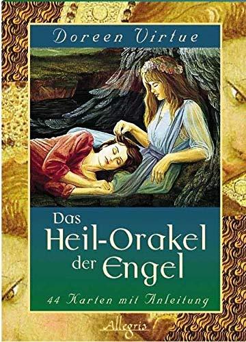 Das Heilorakel der Engel: 44 Karten mit Anleitung (0)