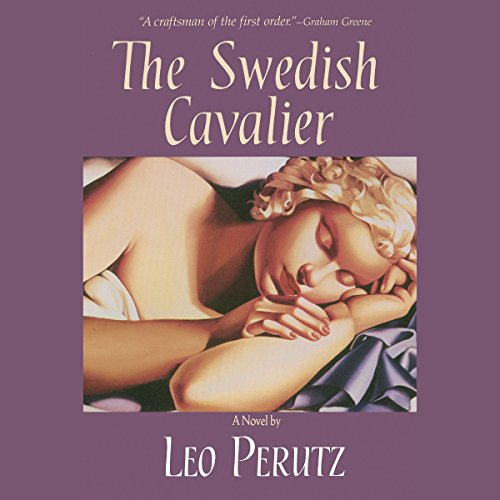 The Swedish Cavalier audiobook cover art