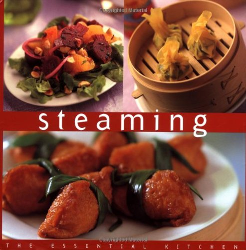 Download Steaming (The Essential Kitchen Series) 9625939407