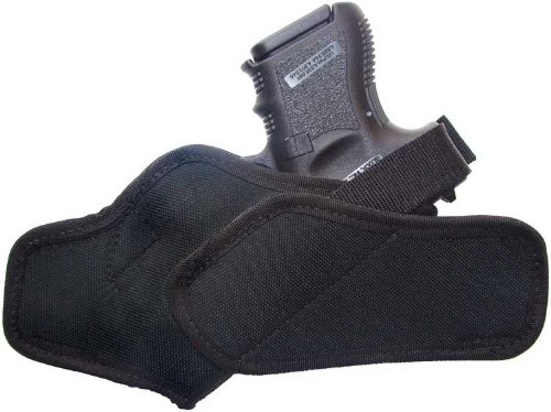 Active Pro Gear Small of The Back (SOB) Gun Concealment Holster for Gun Concealed Carry | Conceal Carry Belt Holsters | Fits Glock, S&W, Ruger, 1911 | Made in USA