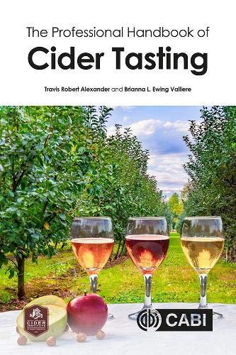 Alexander, T: Professional Handbook of Cider Tasting