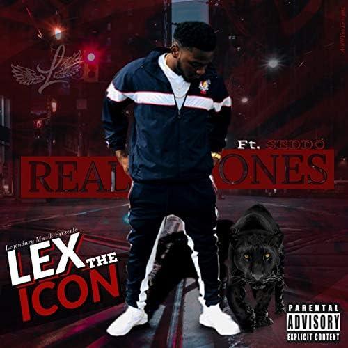 Lex the Icon feat. Seddo