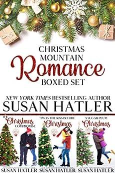 Christmas Mountain Romance Boxed Set (Morgan, Faith, Lacey) by [Susan Hatler]