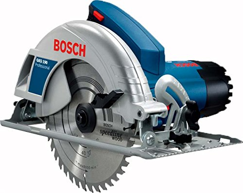 Enfield County HAND HELD CIRCULAR SAW BOSCH GKS 190 PROFESSIONAL TOOL