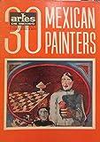 Artes De Mexico 30 Mexican Painters June 30, 1958 #22/23