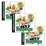 NEW ITEM: 3-Pak PartyDipz Fire-Roasted Garlic Fury Gourmet Dip Mix Packets Dips For Chips ...