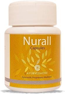 AyurvedaOne Nurall Ayurvedic Capsules - 60 Capsules