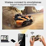 Zoom IMG-2 mini proiettore otha proiettori portatili