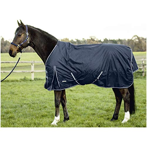 BUSSE Paddockdecke TURN FLEECE, 145, navy
