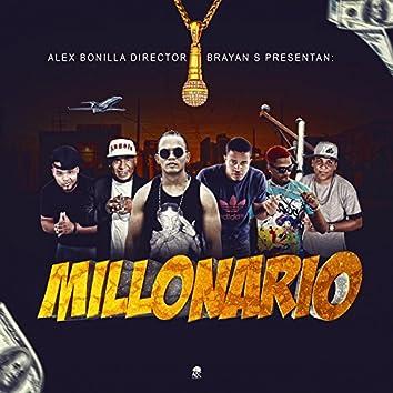 Millonario (feat. Membreesia, P-One, the Monkey Funny, Soberano Hecatombe & Pleibicy)