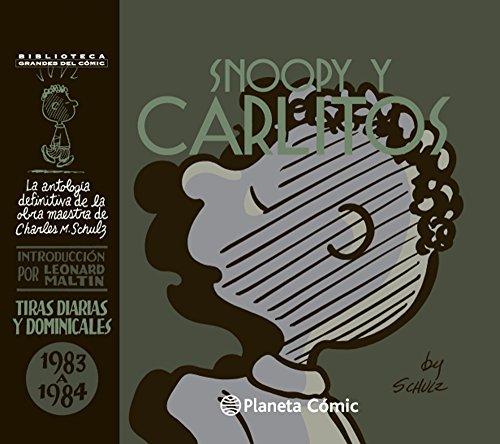 Snoopy y Carlitos 1983-1984 nº 17/25: 1983 a 1984: 14 (Cómics Clásicos)
