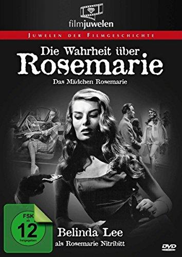 Die Wahrheit über Rosemarie (Das Mädchen Rosemarie) - Filmjuwelen