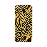 Fashion Tiger Leopard Print Transparent Phone Case pour Samsung J3 J4 Core J4 J6 Plus Prime J5 J8...