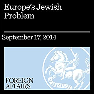Europe's Jewish Problem Titelbild
