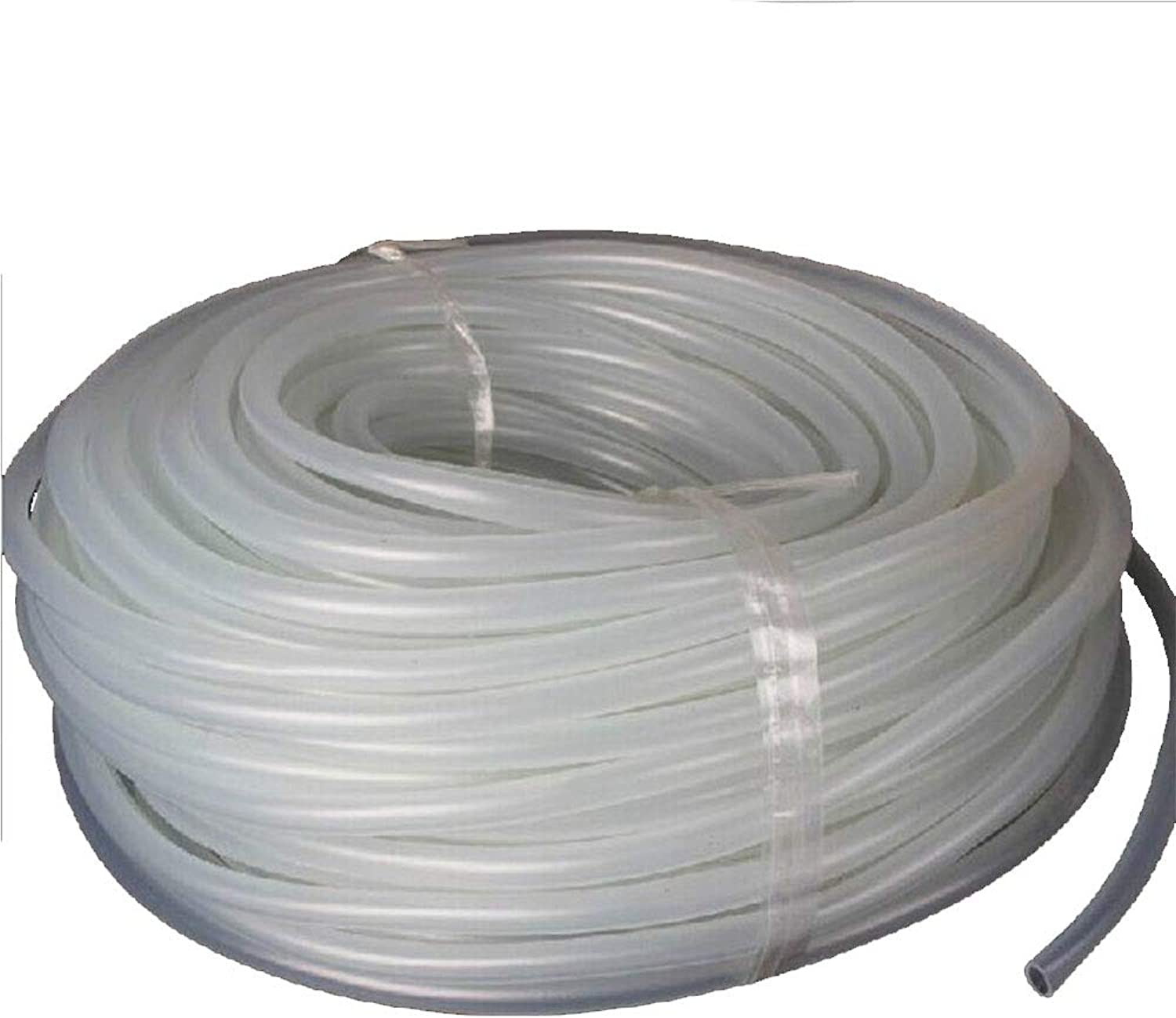 Airline Tubing for Aquariums Airline Tubing Air Pump Accessories for Fish Tank Hydroponics Terrariums Eight Meters Long Enough for You to Spend A Long Time
