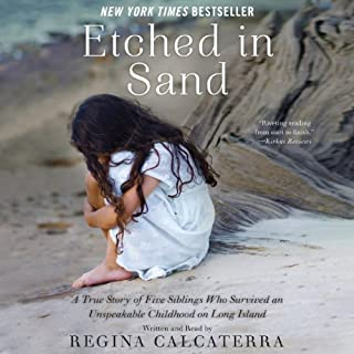 Etched in Sand audiobook cover art