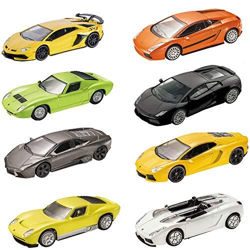 Mondo Motors - 23079 - Véhicule Miniature - Collection Lamborghini - Echelle 1/43 - Modèle Aléatoire