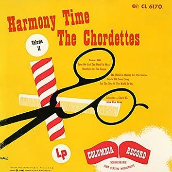 Harmony Time Volume II