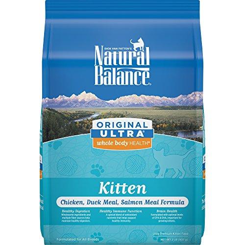 Natural Balance Original Ultra Whole Body Health Dry Kitten Food