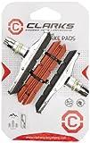 Clarks XTR Type V-Brake Pads Nut Fit Black + Extra Pads Red £9.89