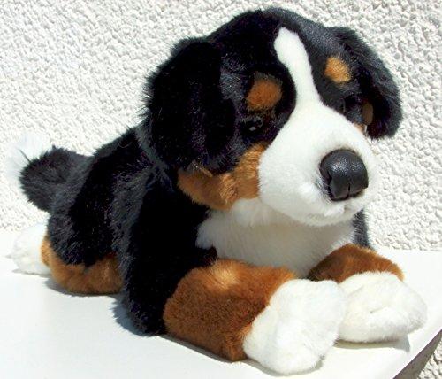 Berner Sennenhund 45 cm Kuscheltier Plüschhund Hund unser bester
