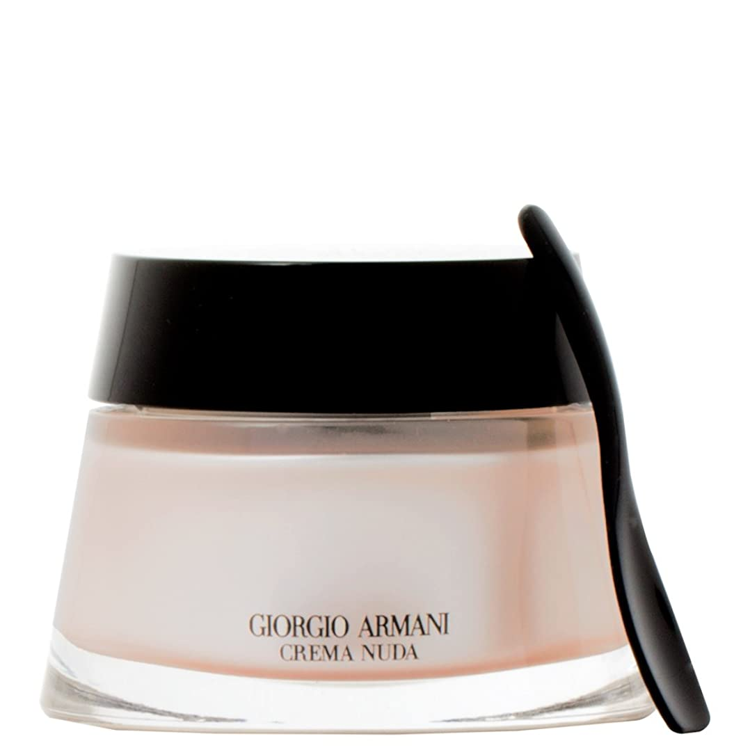 置換長々とうるさいジョルジオアルマーニ Crema Nuda Supreme Glow Reviving Tinted Cream - # 02 Light Glow 50ml/1.69oz