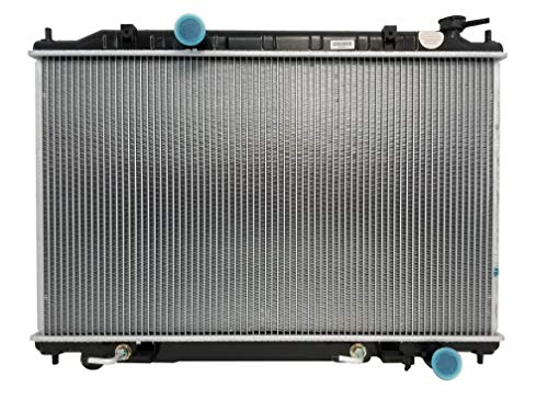 04 nissan quest radiator - 8