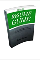 How To Resume Guide for Combination Resume Writing: How to Write a Combination Resume Kindle Edition