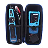 Aenllosi Hard Case for ELEGIANT/Tacklife RJ11 RJ45 Wire Tracker Network Cable Tester