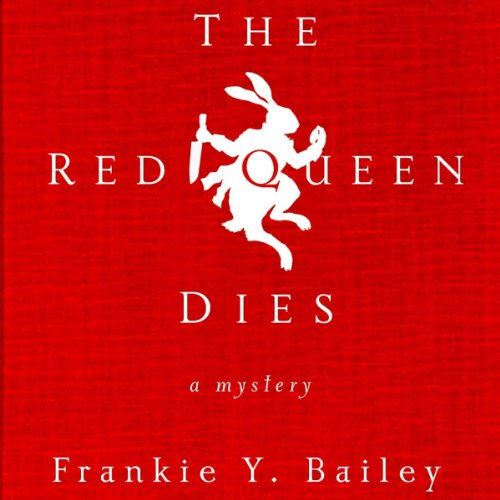 The Red Queen Dies audiobook cover art