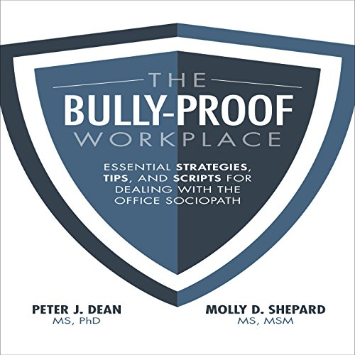 The Bully-Proof Workplace audiobook cover art