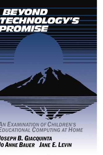 Beyond Technology\'s Promise: An Examination of Children\'s Educational Computing at Home