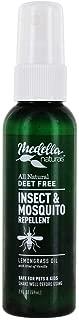 Medella Naturals Mosquito Insect Repellent, 2 oz