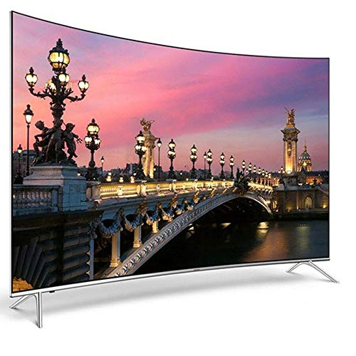 Smart TV Televisor de Pantalla Curva Televisor de 32 Pulgadas Televisor LED Televisor de Pantalla Dura IPS Televisor LCD Televisor con Control Remoto Televisor de Red Inteligente