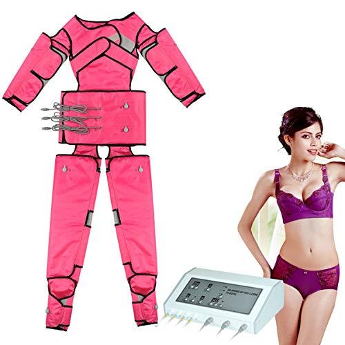 ZYJFP Infrarood sauna siamés kleding, ontgiftingsinstrument van koorts/hyperthermie infrarood massage pneumatisch slankheidsinstrument