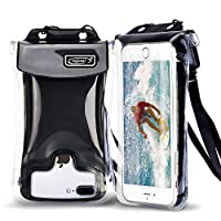 √Updated IN 2019: SEGMART Floating Waterproof Phone Pouch Were Upgraded According To Newest Customers Feedback.This SEGMART floating phone pouch do NOT have touch ID fingerprint for home button to unlock the phone. √PHONE NEVER SINK INTO WATER AGAIN:...