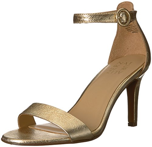 Naturalizer Women's Kinsley Sandal, Platino, 10 M US