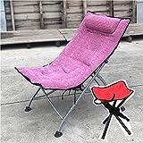 Silla de camping plegable acolchada para exteriores – estable, cómoda y con bolsa de transporte gratuita con cojín ajustable – soporta hasta 120 kg., 7, talla