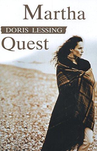 Buchseite und Rezensionen zu 'Martha Quest' von Doris Lessing