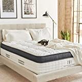 Brentwood Home Oceano Hybrid Innerspring Mattress, Cooling Gel Memory Foam, Non-toxic, Made in California, Cal King