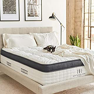 Brentwood Home Oceano Hybrid Innerspring, Cooling Gel Memory Foam, Non-Toxic, Made in California Mattress, Twin XL (B01GFLE3L4) | Amazon price tracker / tracking, Amazon price history charts, Amazon price watches, Amazon price drop alerts
