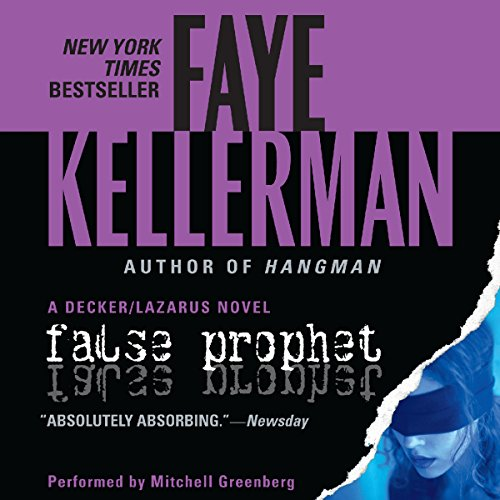 False Prophet audiobook cover art