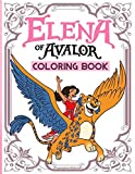 Elena Coloring Book: Fantastic Elena Coloring Books For Adults, Boys, Girls, Anxiety