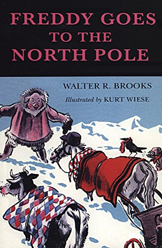 Freddy Goes to the North Pole (Freddy the Pig Book 2) (English Edition)