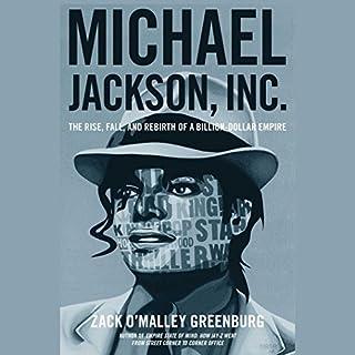 Michael Jackson, Inc. cover art