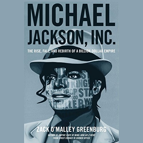 Michael Jackson, Inc. audiobook cover art