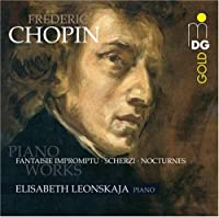 Chopin Piano Works by Leonskaja Elisabeth (2009-06-16)